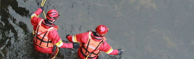 Fire Fighters recover weapon