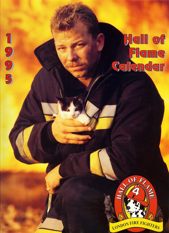 View the 1995 Hall of Flame Calendar